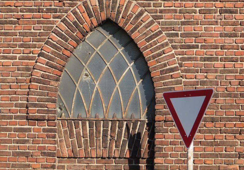 Hier steht ein Bild mit dem Titel: Widerstrebende Symbolik (Foto: Hans-Joachim Schneider)